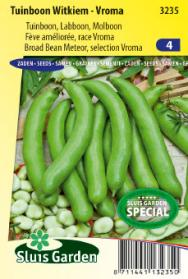 Broad bean Meteor selection Vroma