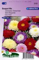China aster Bouquet Mix