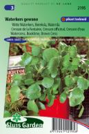 Watercress, Booklime, Brown Cress (Nasturtium off.)
