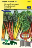 Swiss Chard Rainbow mix
