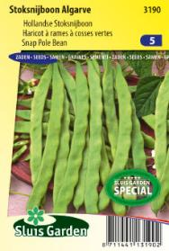 Snap Pole Bean Algarve