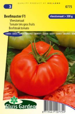 tomate beefsteak beefmaster f1 l gumes ou plantes fruit produits sluis garden. Black Bedroom Furniture Sets. Home Design Ideas