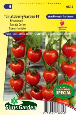tomate cerise gardenberry f1 l gumes ou plantes fruit produits sluis garden. Black Bedroom Furniture Sets. Home Design Ideas